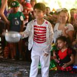 Concurso fantasia -  Enzo larzen, primeiro lugar infantil - Foto Áurea Cunha