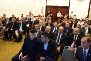 Profissionais da contabilidade participam da solenidade - foto Assessoria