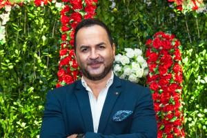 Luis Fabian Arana, diretor da Perfume Holding - foto Marcos Labanca