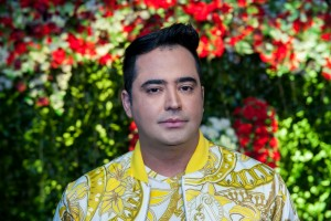 Rangel Barreto, gerente de moda da empresa Cell Motions - foto Marcos Labanca