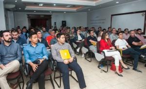 Empresários e investidores trocaram experiências sobre novas possibilidades de negócios - foto Marcos Labanca