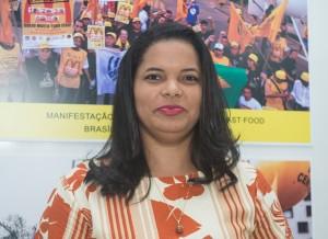 """Flávia Silva - """"Me surpreendi com o trabalho de resgate da história"""" - foto Marcos Labanca"""