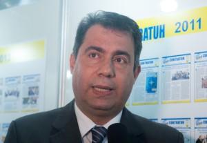 Maurício Rasi, assessor especial do Ministério do Turismo - foto Marcos Labanca