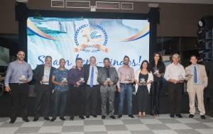 O trabalho dos funcionários da Contratuh foi reconhecido - foto Marcos Labanca