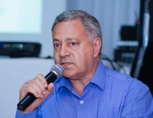 Carlos Silva, presidente do Comtur - foto Marcos Labanca
