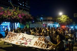 Marcha irá percorrer as principais avenidas de Foz - foto Marcos Labanca-Arquivo
