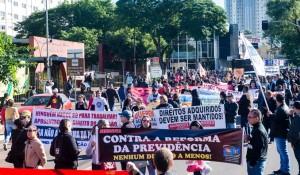 Mobilização em Foz acontece no TTU - foto Marcos Labanca-Arquivo