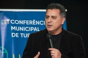 De acordo com Gilmar Piolla, debates vão além do turismo e abordam a cidade como um todo. Foto Marcos Labanca