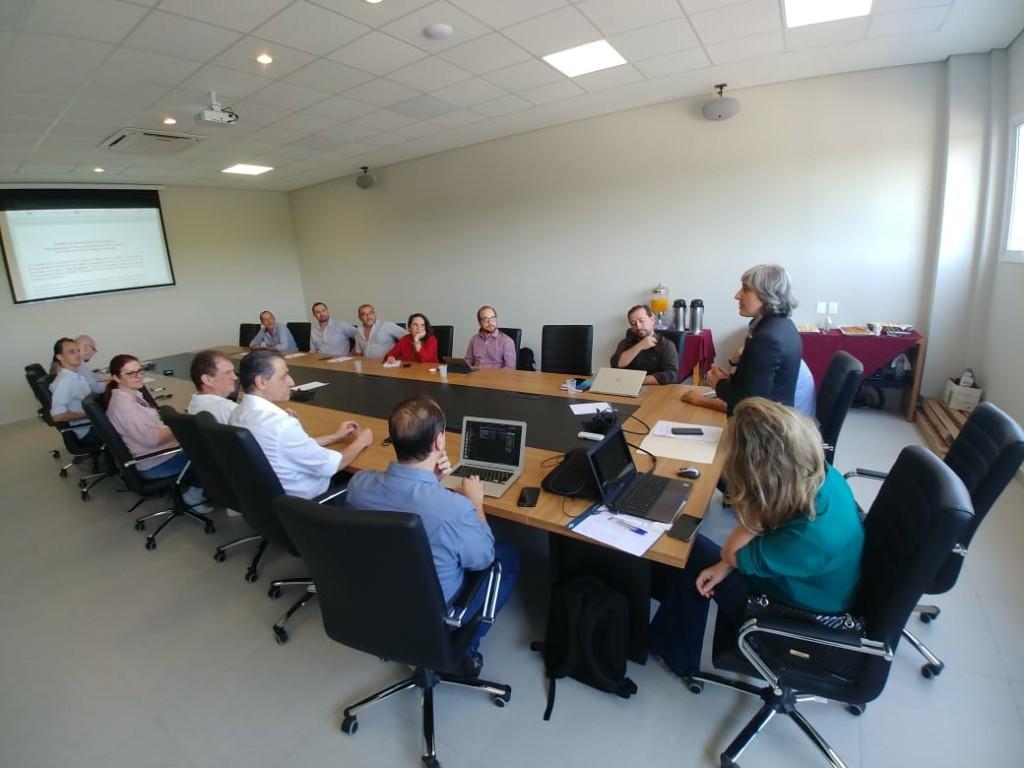 Reunião do Codetri tratou sobre Projeto de Educação Ambiental Integrada sobre Resíduos Sólidos na Região Trinacional