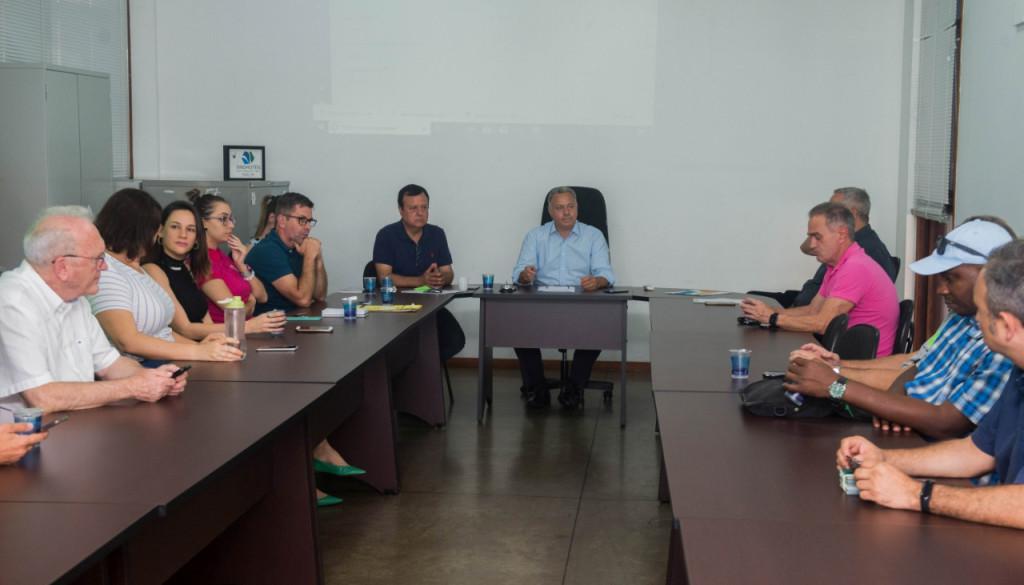 Calendário de eventos para 2020 foi apresentando em recente reunião do Comtur. Foto Marcos Labanca