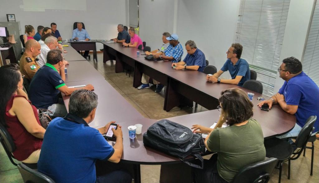 Calendário de divulgação da cidade foi apresentado à plenária do Comtur; Gestão Integrada definirá prioridades. Foto: Marcos Labanca